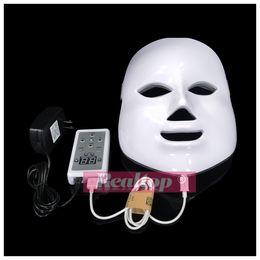 Wholesale Led Light Beauty Equipment - Prefect LED light mask 7 colors for skin rejuvenation LED face mask for wrinkle removal PDT beauty equipment