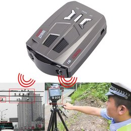 Wholesale High Quality Electronics - New V9 Car Speed Laser GPS 360 Degrees Voice Alert Electronic Dog Radar Detector High Quality
