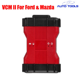 Wholesale ids ford scanner tool - 2017 For Ford VCM II IDS V101 VCMII OEM OBDII Scan Tool For Mazda   Ford VCM 2 Car Code Scanner VCM2 CNP via free shipping