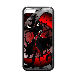 Wholesale Iphone 5s Case Naruto - Wholesale-Naruto Itachi Sharingan cases for iPhone 4s 5s 5c 6 6s Plus iPod 4 5 6 Samsung Galaxy s2 s3 s4 s5 mini s6 edge plus note 2 3 4 5