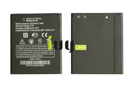 Wholesale original mobile phone batteries - 2pcs lot Original BL-06 BL06 BL 06 2250mAh Battery for THL T6S T6C T6 Pro Mobile Phone Batteries Batteria Batterie Batterij