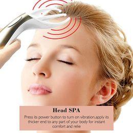 Wholesale Brain Massage - head massager electric octagonal head massage instrument scalp massage claw massage comb brain relaxed kneading