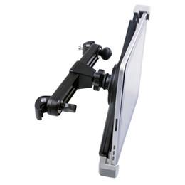 Wholesale Back Supports For Cars - For 9  10 11 inch 360 Degree Car Back Seat Headrest Mount Bracket Holder Support For iPad Tablet PC PDA Stand Accessories