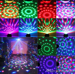 Wholesale Club Dj Music - 100-240V Music Active RGBW LED Lights LED Neon Sign Laser Stage Effect Lighting Lamp for Club Disco DJ Party Holiday Night Bar Stage