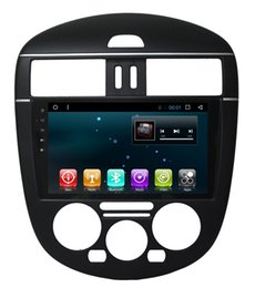 Wholesale Gps Tiida - Car GPS Navigation Android and DVD System Navigator App For 2011 Nissan Tiida 9INCH