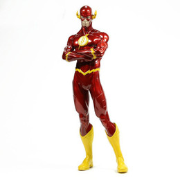"""Wholesale Crazy Action Figures - Crazy Toys The Flash PVC Action Figure Collectible Model Toy 10"""" 25cm free shipping"""