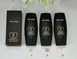 Wholesale Full Bb - Makeup Foundation PREP PRIME BB beauty balm SPF 35 Creme 30ml 3 colors +gift.