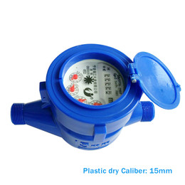 Wholesale Water Level Gauges - 15-100 cm Various Size Water Meter Rotator Dry Type Cooling Water Gauge A level Ordinary Velocity Meter