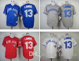 Wholesale Cheap Female Jerseys - 2015 New Free Shipping Women Toronto Blue Jays baseball shirts lady 13 Brett Lawrie girl's Jersey female whitepinknavy blue Cheap