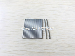Wholesale Wholesale Axle Parts - Wholesale- RC Toy Car Model Part Stainless Steel Round Rods Axles 40mm x 2mm 60Pcs