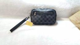 Wholesale Handbag Clutch Totes Bag Purses - 2018NEW Brand quality women Large tote shopping handbag tote satchel Retro purse 3 color Clutch Bags handbags men   women Clutch Bags Walle1