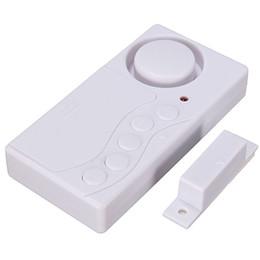 Wholesale Door Guard Alarm - Household Wireless Security Alarm System Door Window Motion Detector Guarding Burglar Sensor