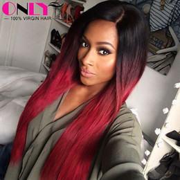 Wholesale Cheapest Straight Weave - Peruvian Virgin Human Hair Bundles for Sale Cheapest Hair Extension Weaves 9a Indian Hair lots Red Hair Color Extension Human Hair per lot