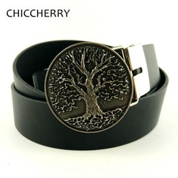 Wholesale Country Standards - Wholesale-Love Tree Mens Big Buckle PU Lesther Strap Fivela Country Cowboy Western Cinto Masculinos Ceinture Homme Buckles Belt Casual Men