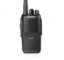 Wholesale Digital Walkie - DMR Digital Ham Radio Transceiver Wouxun KG-D900 UHF 400-470MHz 16 channels 2-5 miles Two Way Cb Walkie Talkie with 2000mAh Battery