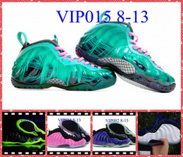 Wholesale Penny Tennis Shoes - 2016 Men Positive ParaNorman & Shooting Star & South Beach Doembech & Concord Basketball Sport Shoes Penny Hardaway Galaxy Training Sneakers