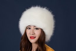 Wholesale Cream Mink - Women Winter Warm Genuine Real Mink Fur Hat Beanie Cap Woman Windproof Natural Furry Soft Wool Fur Beanies Caps Hats Skull Caps Hot Sale
