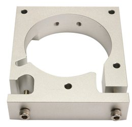 Peças da máquina CNC Shapeoko para Bosch Colt Trim Router Spindle Mount 70mm em torno de ferramentas de poder cheap router spindles de Fornecedores de eixos do roteador