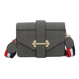 Wholesale Popular Belt Brands - Designer Handbags Women Shoulder Luxury Belt Bag Famous Brand Female Flap PU Leather Bag Fashion Shoulder Bags Popular Crossbody Handbag
