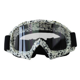Wholesale Motorcycle Kids Bike - 2016 Wholesale Motorcycle Off Road Goggles Glasses Moto crossing Dirt Bike Downhill ATV MTB Goggles For Kids 10type For Choose