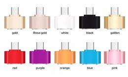 Wholesale mini 5pin usb - Mini Micro USB 5pin to Female USB Port OTG Adapter Data Sync Charge for smart phone,mobile phone Smartphone Tab U-Disk