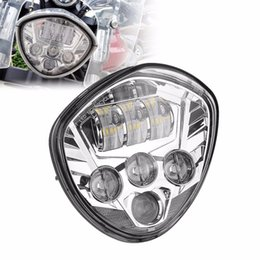 Wholesale Victory Cross - Motorcycle LED Headlight Hi Lo Beam For Polaris Victory Cross Country ( Fits: Victory )