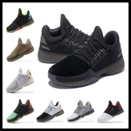 Wholesale Black Ops For Free - Harden 1 Xeno Black Ops shoes for sale free shipping Good Quality James Harden MVP Basketball shoes Drop Shipping US7-US11.5