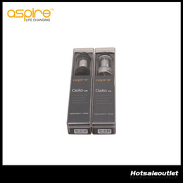 Wholesale aspire high - Authentic Aspire Cleito 120 Tank with 4ml Juice Capacity Top Filling Atomizer is Optimized for High-powered Vaping 100% Original