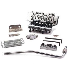 Wholesale Double Locking Tremolo - 7 strings Chrome Guitar Tremolo Bridge Double Locking System right