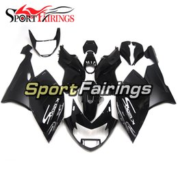 Wholesale Bmw Bodywork - Compression Fairings For BMW K1200S 05 06 07 08 2005 - 2008 Plastics ABS Fairings Motorcycle Fairing Kit Bodywork Cowling Black