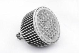 Wholesale Led Par 36 Lights - Fins shell LENS COVER E40 PAR56 36w 36*1w led par light led par56 lamp bulb,led spotlights