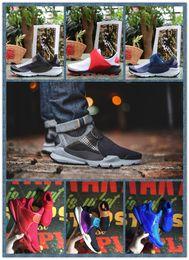 Wholesale White Toe Socks For Men - 2016 New Fragment Design Sock Dart Tech Running Shoes For Women & Men, Lightweight Sock Sneakers Athletic Sports Outdoor Shoes 5.5-12