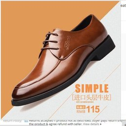 Wholesale Authentic Wedding Shoe - 2016 Flats New Arrival Authentic Brand Quality Casual Men Genuine Leather Loafers Shoes Plus size 38-47 Handmade Moccasins Shoes