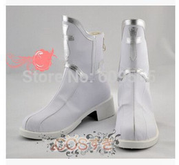 Wholesale Asuna Shoes - Wholesale-Free Shipping! Hit Hot Product Sword Art Online Asuna Yuuki Cosplay Boots Shoes