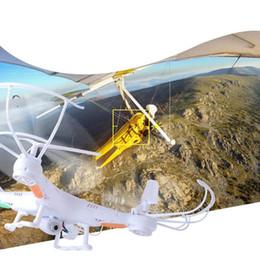 Canada X5C-1 Drone quadricoptère mini-RC de 2,4 GHz avec caméra Hélicoptère télécommandé 4 axes gyroscopiques à 6 axes 300 000 pixels Charger le FPV en direct Offre