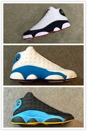 Wholesale Shoe Inside - retro 13 he got game basketball shoes classic colorway sneakers for men Real Carbon Fiber Zoom inside Original Factory Quality Version