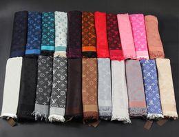 Wholesale red wool pashmina - zhu Check Women Cotton Cashmere Silk Wool Cotton Wrap Shawl Pashmina Scarf