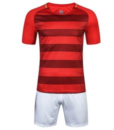 Wholesale Quality Printing Group - high quality Custom soccer Jersey team football training suit group purchase custom men's Jersey Kit printing S-2XL