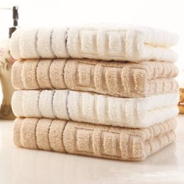 Wholesale Cheap Bathroom Towels Sets - 34*75cm 4pcs Solid Cotton Terry Hand Towels Set,Elegant Soft Cheap Quality Face Bathroom Hand Towels Set,Toallas Algodon,T001