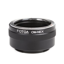Wholesale Mount Adapter Rings - For Olympus OM Lens To Sony E-Mount NEX3 NEX5 NEX-7 EX-5N NEX-5C Adapter Ring