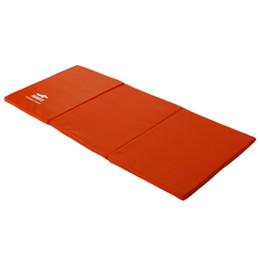 Wholesale Folding Gym Mats - Joinfit Folding Gymnastics Yoga Mat Gym Fitness Aerobics Exercise Tumbling Mat Pad