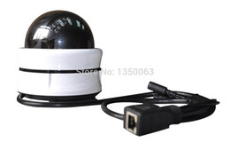 Wholesale Ip Camera Function - 1pcs 720p Surveillance camera,P2P IP,NIP-032L2J Vandal proof,CMOS Security network 22 IR LED Support the WPS function TF card