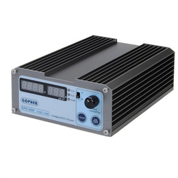 Wholesale Power Supply 32v - 1 set universal Standard CPS-3205 0-32V 0-5A Portable Adjustable DC Power Supply Pro with Cable 110 220V EU US AU UK Plug Option