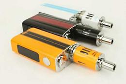 Wholesale Joye Tech Evic - Joye tech eVic VT 60W VTC 60W 5000mAh TC Starter Gift Kit Hookah Pen cloud vaporizer 4ml Ego One Mega Atomizer 3 Colors