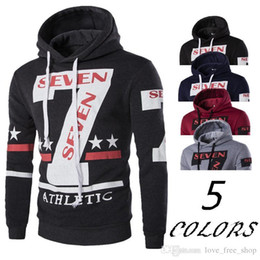 Wholesale Contrast Pictures - Men's Wear Leisure Motion 7 Word Printing Even Midnight Real Time Picture Sweaters For Men Billionaire Boys Club Long