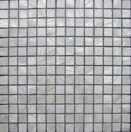 lustre mosaico Piastrelle per pareti; Tessere di mosaico in madreperla bianca pura; piastrelle backsplash cucina, piastrelle specchio del bagno da cucina bianca piastrella backsplash fornitori