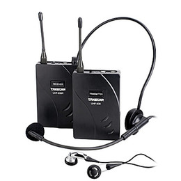 Wholesale Takstar Tour Guide System - Original Takstar UHF-938  UHF 938 Wireless Tour Guide System UHF frequency wireless microphone Transmitter+Receiver+MIC+earphone