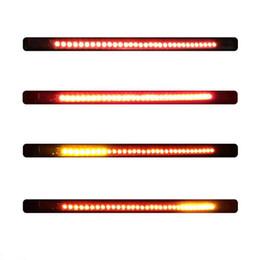 Wholesale Motorcycle Brake Kits - 32SMD Motorcycle Universal LED Brake Tail Light Stop Turn Signal Lamp For Harley