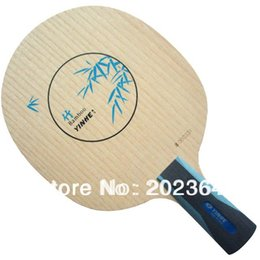 Wholesale Table Tennis Penhold Blades - Galaxy   Milky Way   Yinhe Bamboo (Loop + Attack) Table Tennis Blade ( Penhold ) for Ping Pong Racket