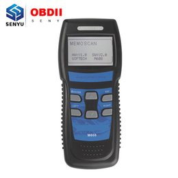 Wholesale Obd2 Professional - Wholesale-2016 Hotting!!For Memoscan Professional M608 for Mitsubishi Scanner Obd Obd2 Code Reader Scan Tool